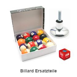 Hier klicken für Ersatzteile Billard