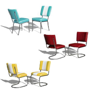 A u S  Onlineshop - Retro chairs
