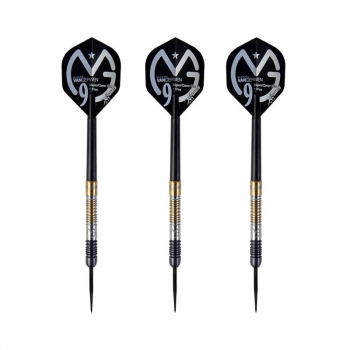 Steel Dartset (3 Stk)  9 Major Slam Edition Michael van Gerwen