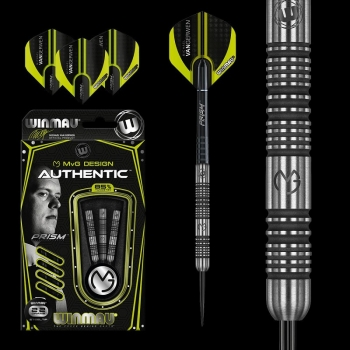 Steel Dartset (3 Stk) Authentic MvG Michael van Gerwen