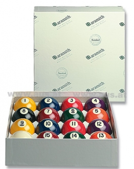 "Pool Ballsatz Aramith Premium 57,2mm 2-1/4"" Queuball 60,2 mm"