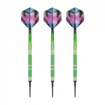 Dartset (3 Stk) Peter Wright Mamba 2