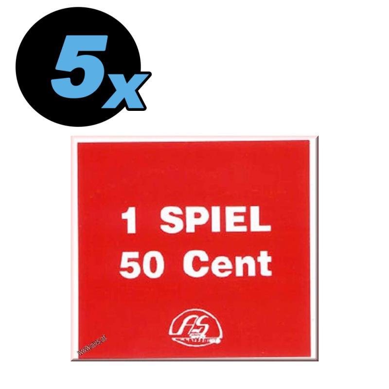 50 Cent Spiele