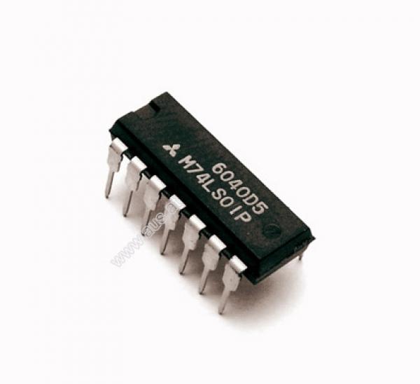 BOJACK 10 Valori 30 pezzi Series Low Power Schottky Logic IC , Comprende SN74LS00N SN74LS02N SN74LS04N SN74LS08N SN74LS32N SN74LS47N SN74LS86N SN74LS90N SN74LS138N SN74LS245N IC chip Kit.